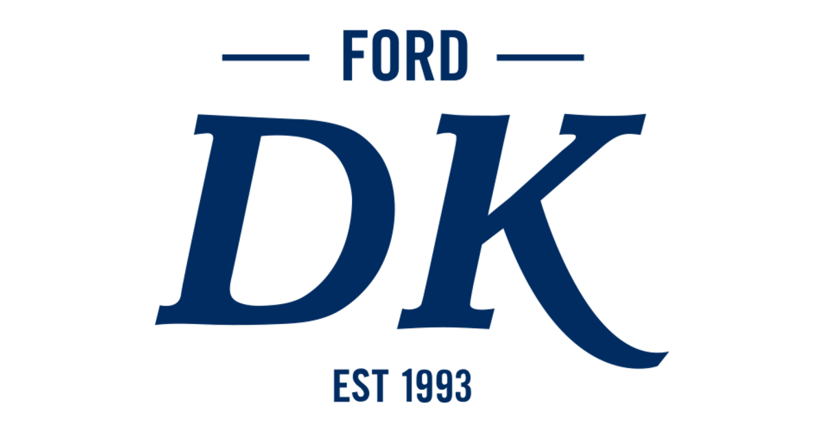 D K Ford Sales Ltd logo