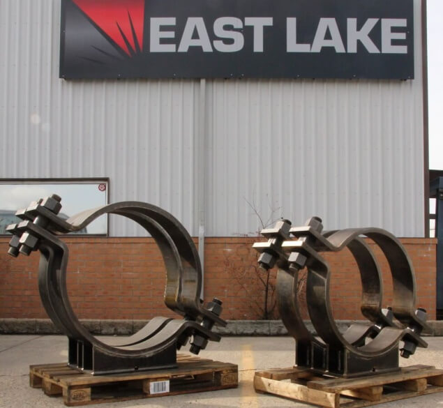 East Lake Welding & Powder Coating logo