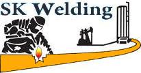 SK Welding logo