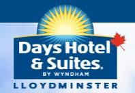 Days Hotel & Suites by Wyndham Lloydminster logo