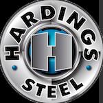 Hardings Steel Company logo