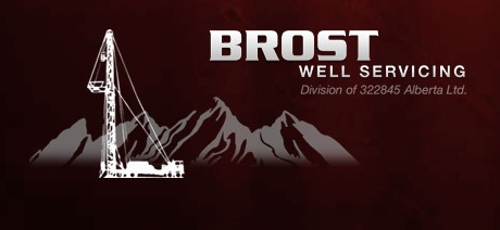 Brost Well Servicing logo
