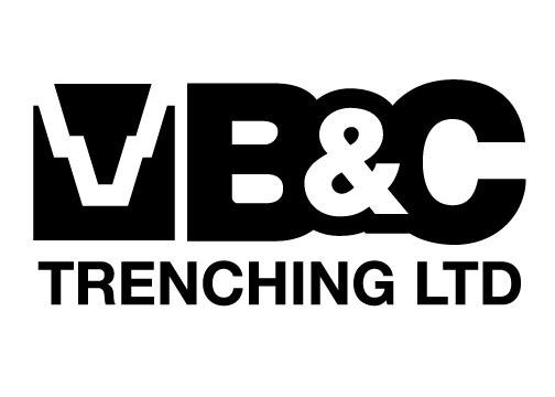 B&C Trenching Ltd logo