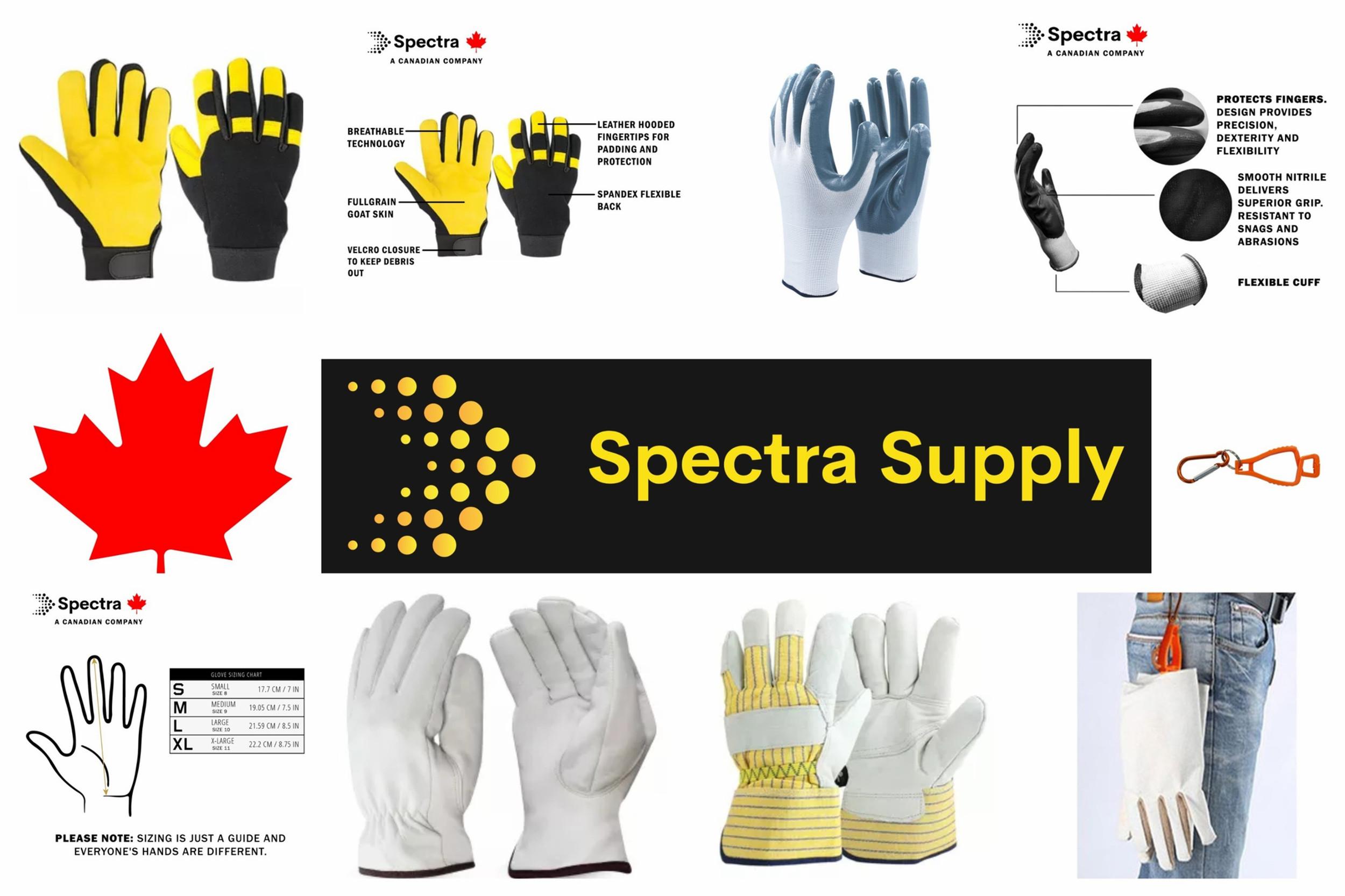Spectra Supply logo