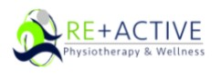 Re+Active Physiotherapy & Wellness logo