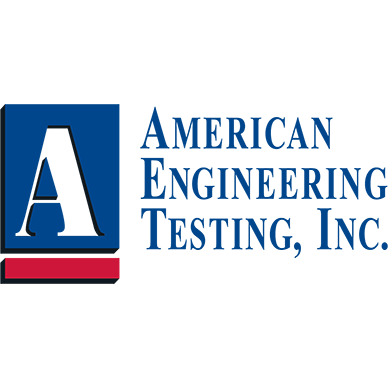 American Engineering Testing Inc logo