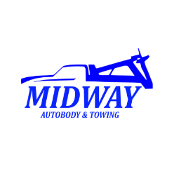 Midway Autobody & Towing Ltd logo