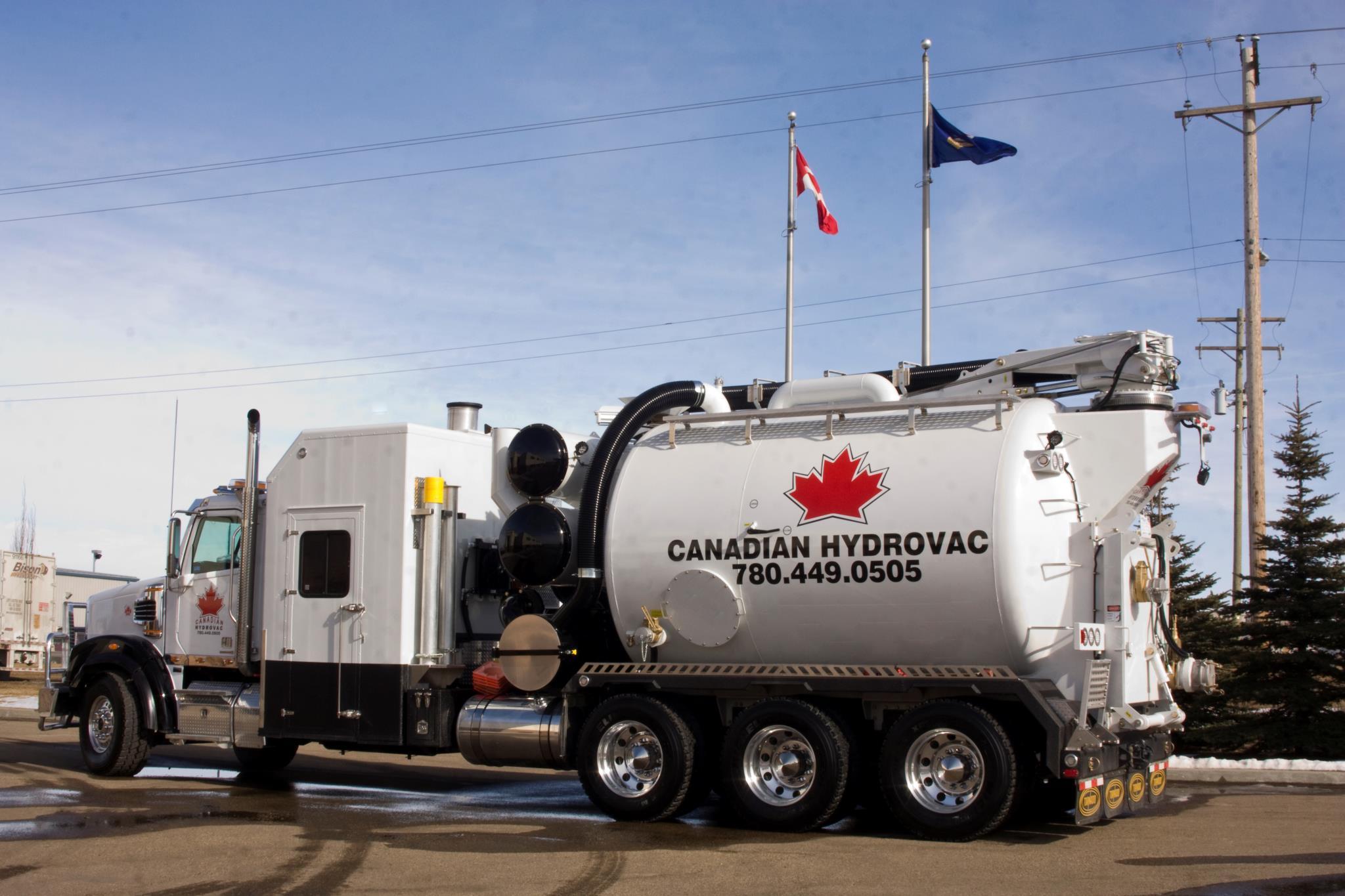 Photo uploaded by Canadian Hydrovac Ltd