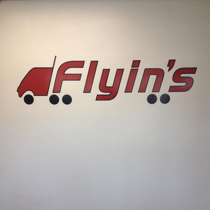 Flyin's Truck Wash logo