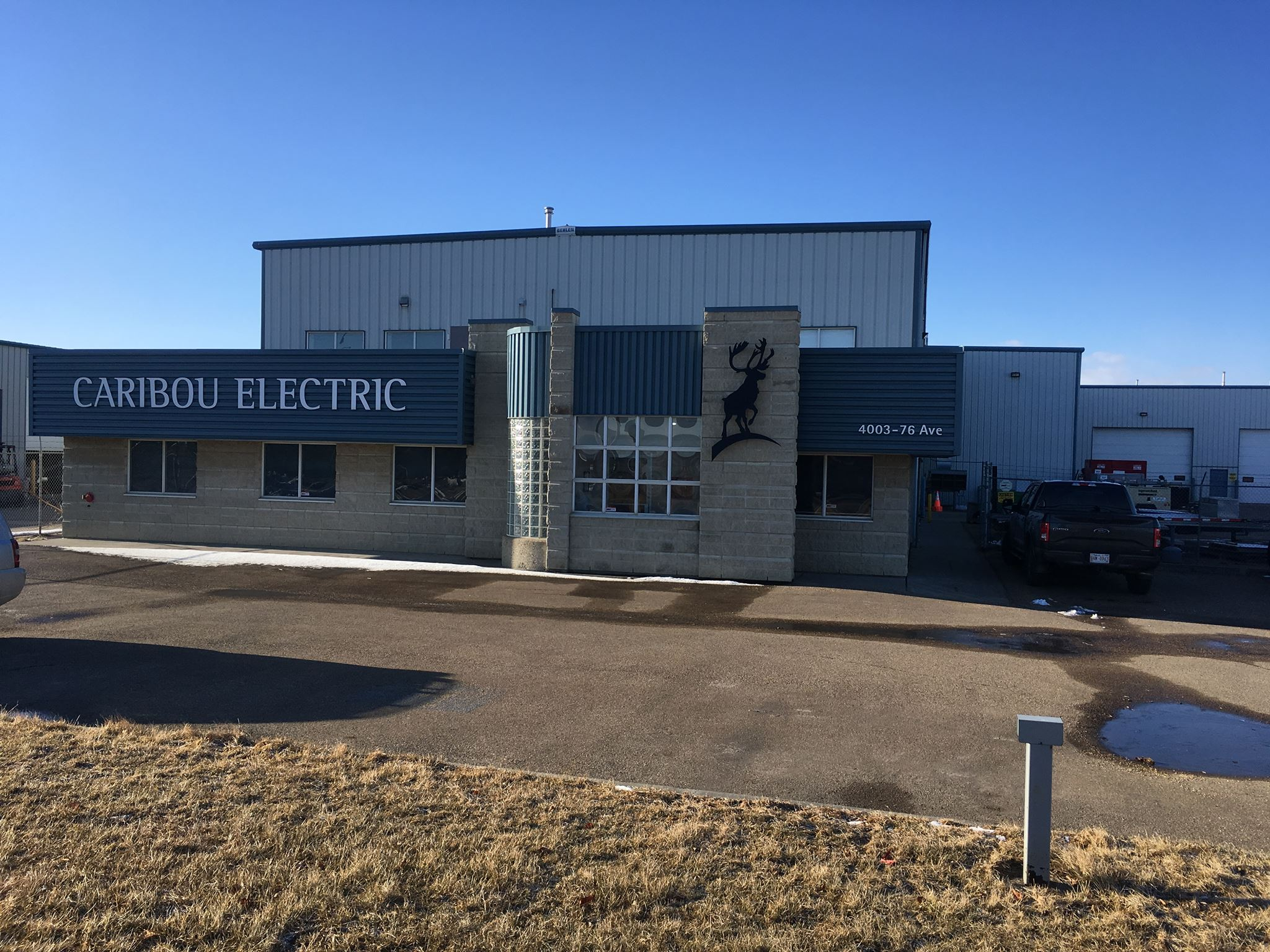 Caribou Electric Inc logo