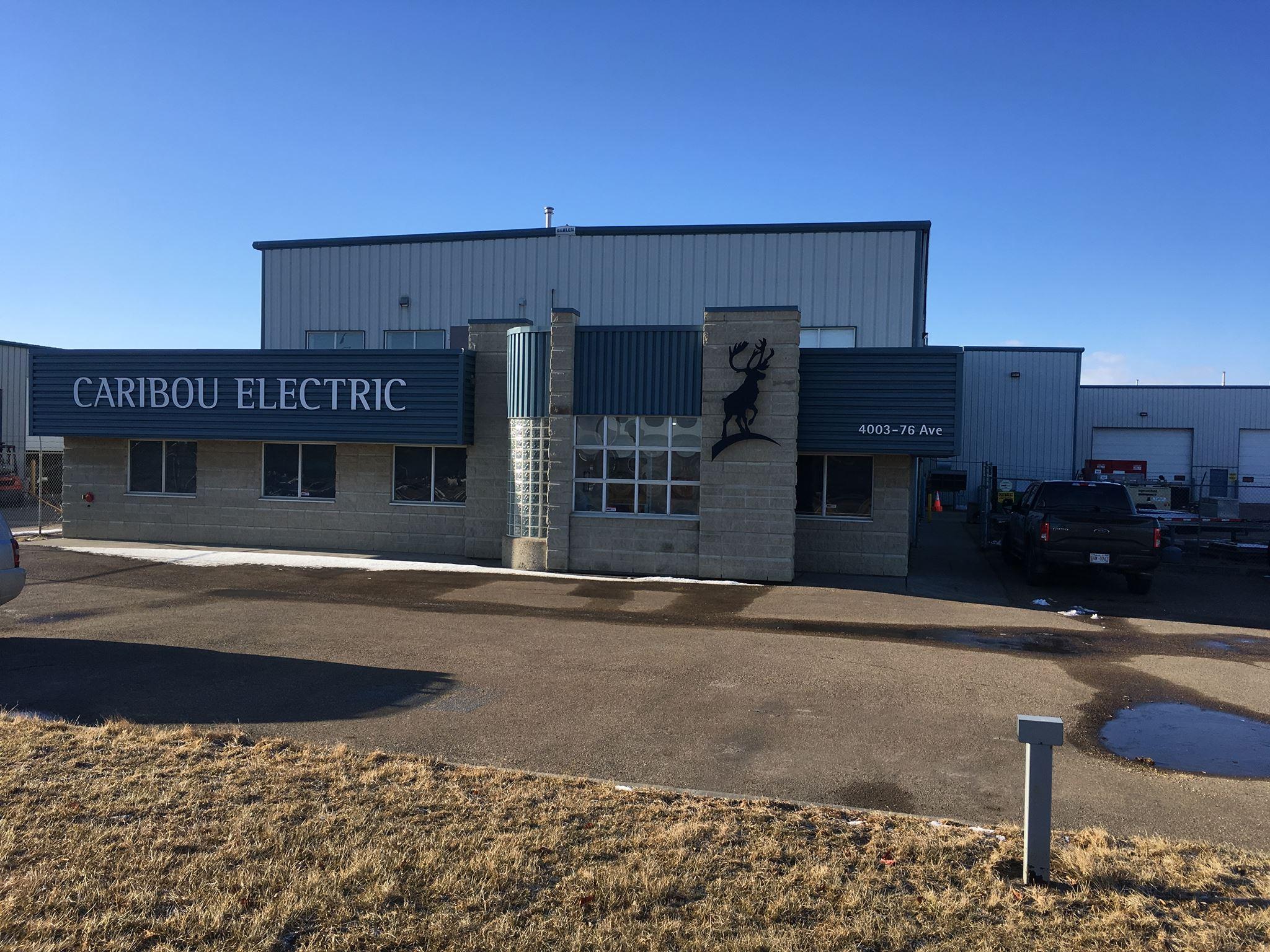 Caribou Electric Inc logo