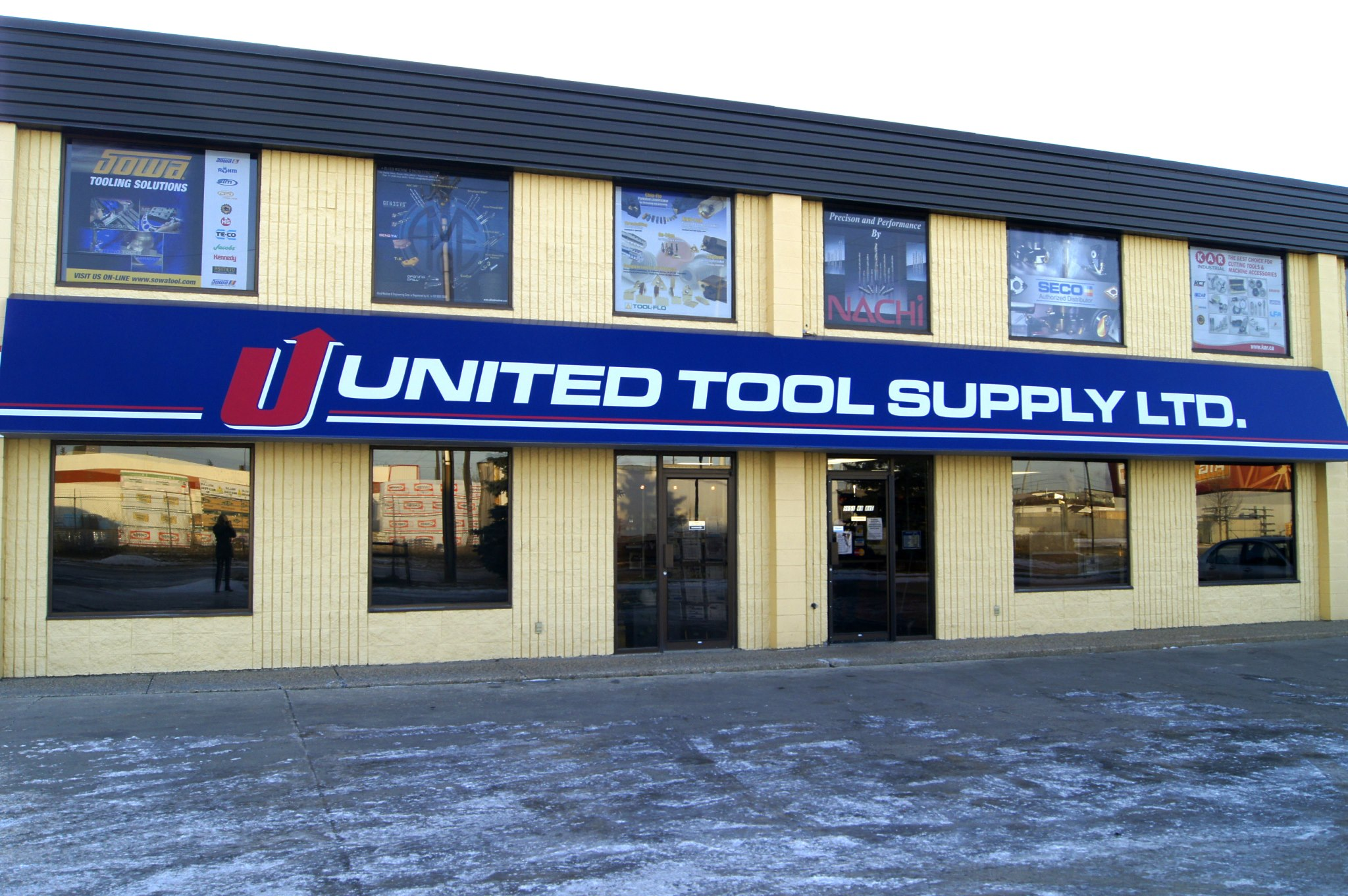United Tool Supply Ltd logo
