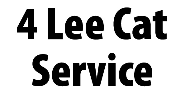 4 Lee Cat Service logo