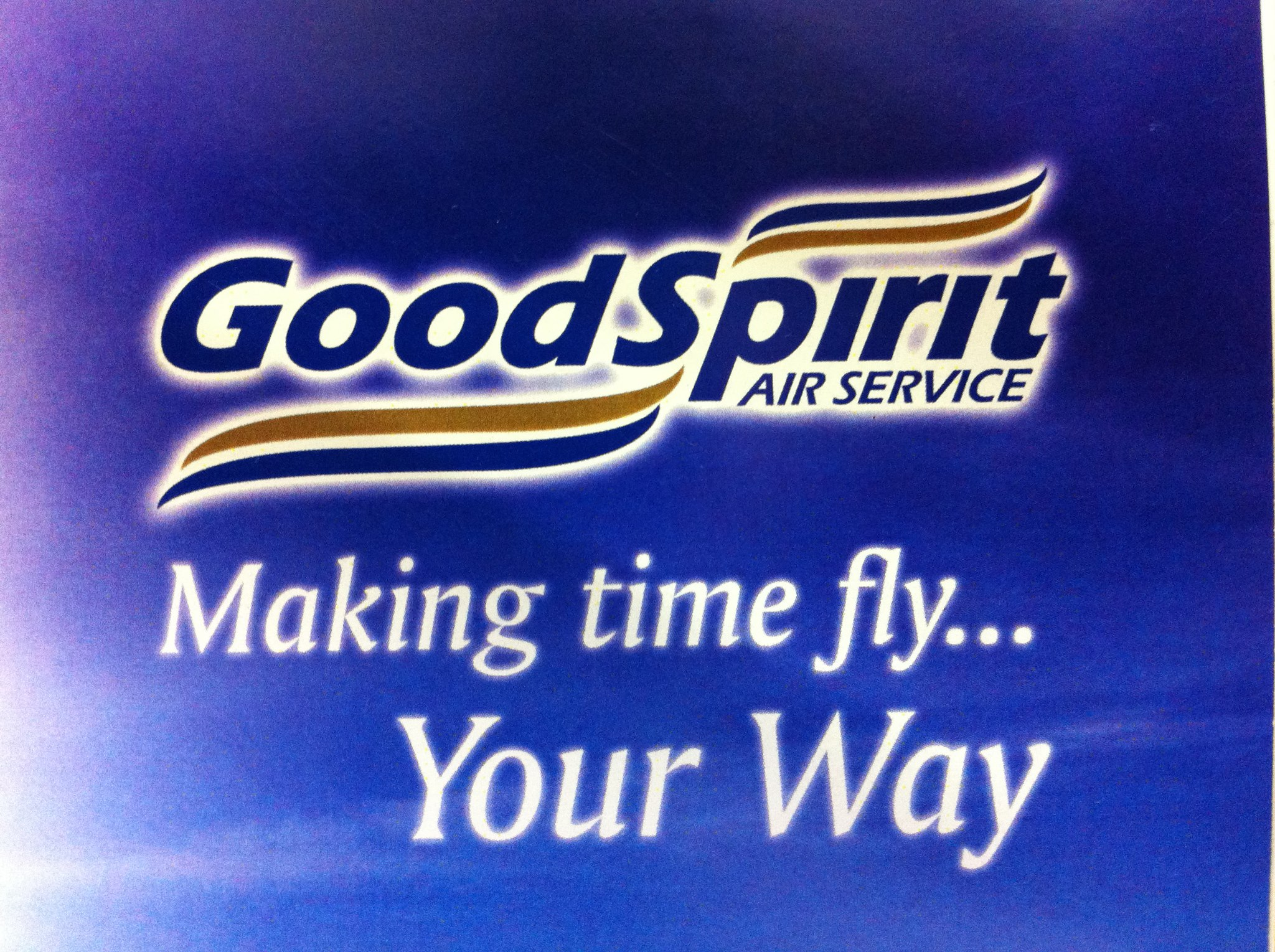 Good Spirit Air Service logo