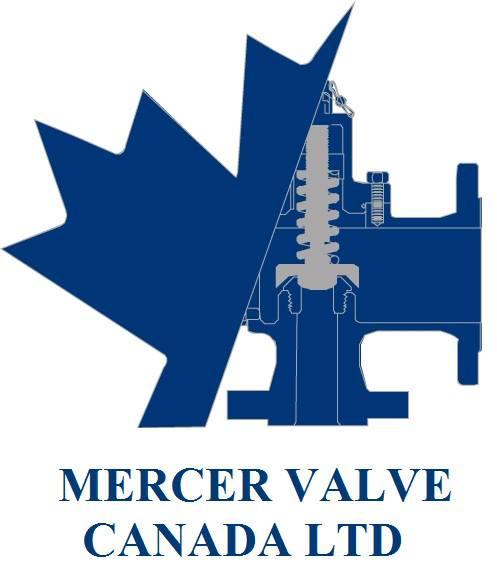 Mercer Valve Canada logo