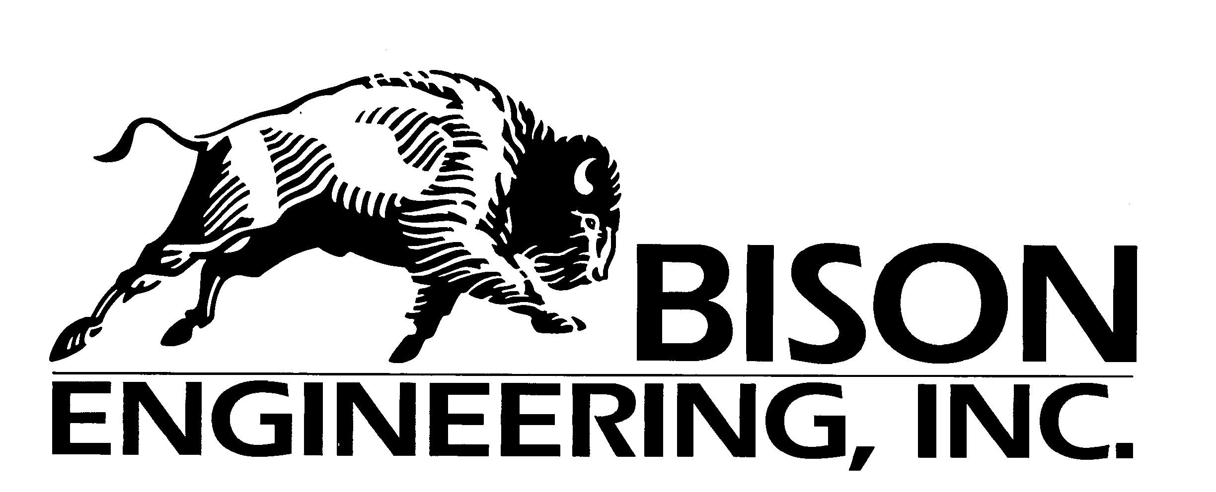 Bison Engineering Inc logo