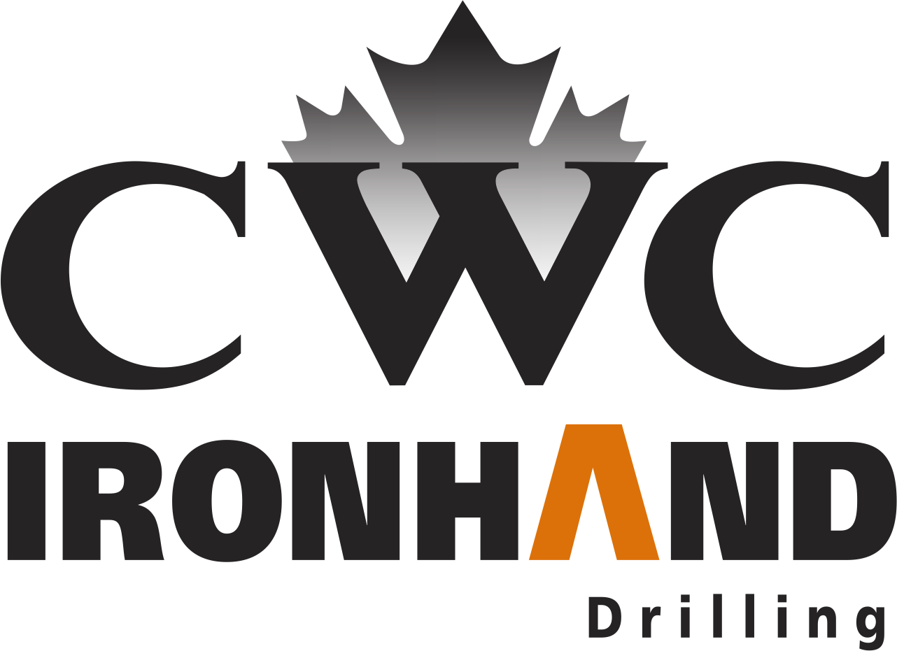 CWC Ironhand Drilling logo