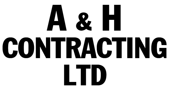 A & H Contracting Ltd logo