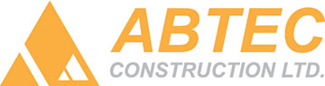 ABTEC Construction logo