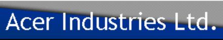 Acer Industries Alberta Ltd logo