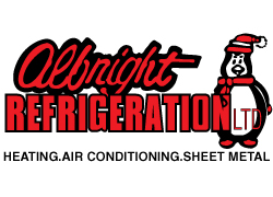 Albright Refrigeration Ltd logo