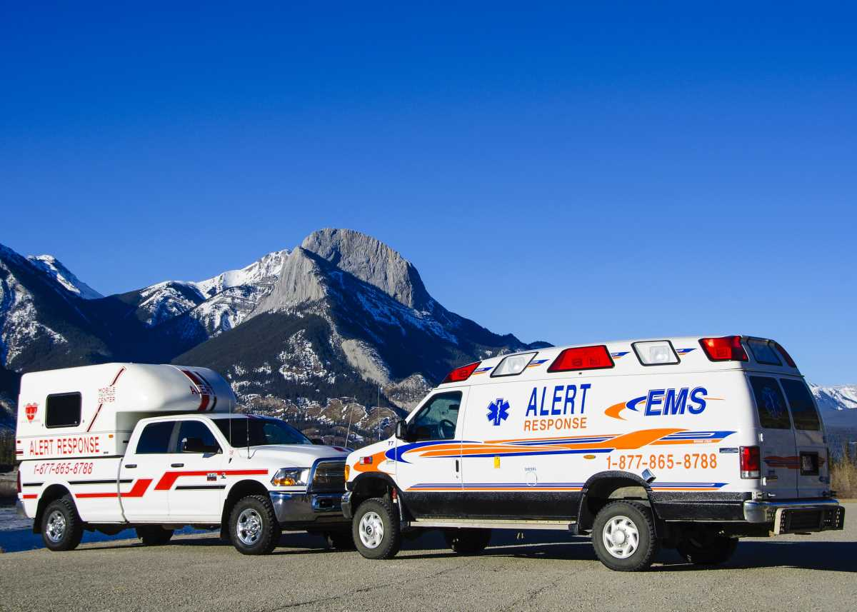 Photo uploaded by Alert Response Medical Services Corp