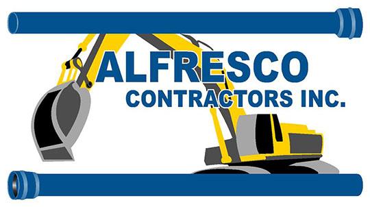 Alfresco Contractors logo