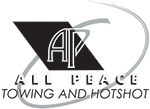 All Peace Towing & Hotshot logo