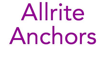 Allrite Anchors logo