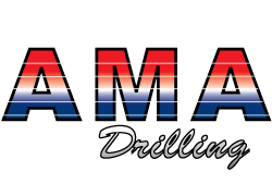 AMA Drilling logo