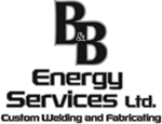 B & B Energy Services Custom Welding And Fabricating logo