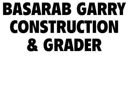 Basarab Garry Construction & Grader logo