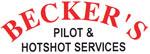 Becker's Pilot & Hotshot Services logo