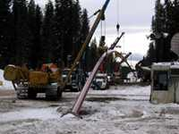 Photo uploaded by Benedict Pipeline Inc