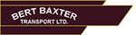 Bert Baxter Transport Ltd logo