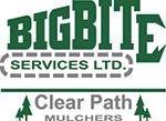 Big Bite Services / Clear Path Mulchers logo