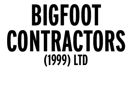 Bigfoot Contractors (1999) Ltd logo