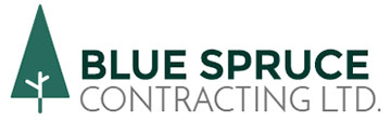 Blue Spruce Contracting Ltd logo