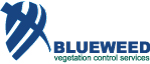 Blueweed Vegetation Control Services logo