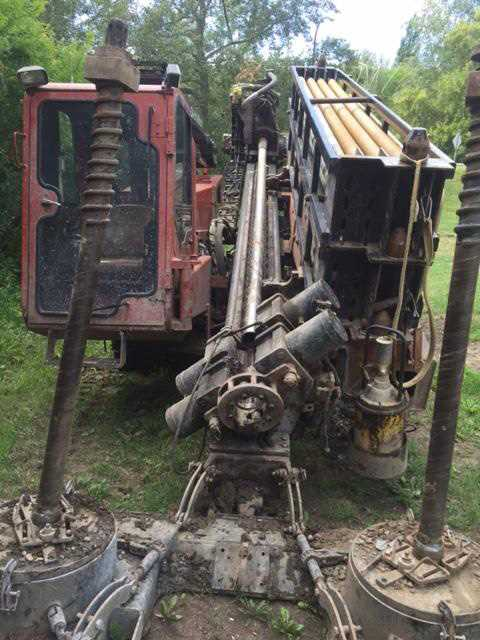 Photo uploaded by Brian Steed Contracting Ltd & Fury Horizontal Directional Drilling