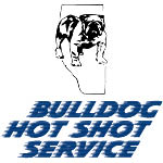 Bulldog Hot Shot Service logo