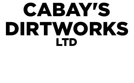 Cabay'S Dirtworks Ltd logo