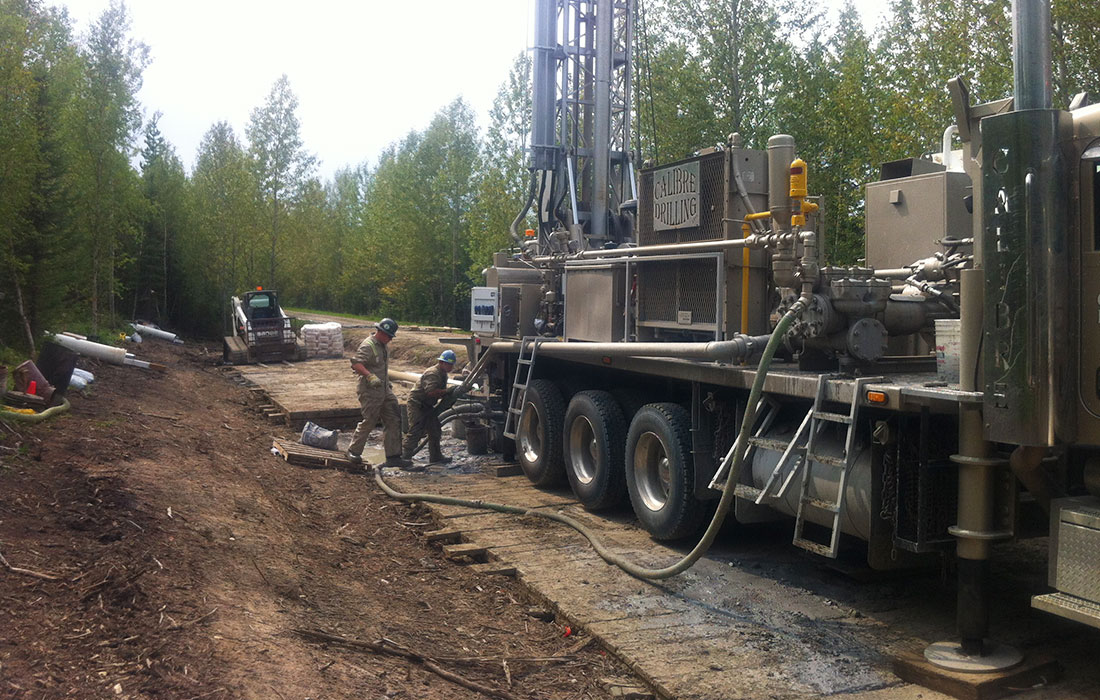Photo uploaded by Calibre Drilling Ltd