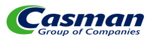 Casman Group of Companies logo