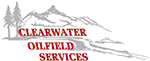 Clearwater Oilfield Services logo