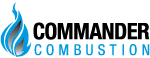 Commander Combustion logo