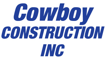 Cowboy Construction Inc logo