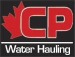 CP Water Hauling logo