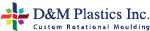 D & M Plastics Inc logo