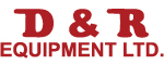 D & R Equipment Ltd logo